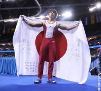 Kohei Uchimura (Foto V. Minkus)