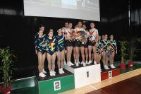 Il podio dei Gruppi (Foto Alessandro Impresa)