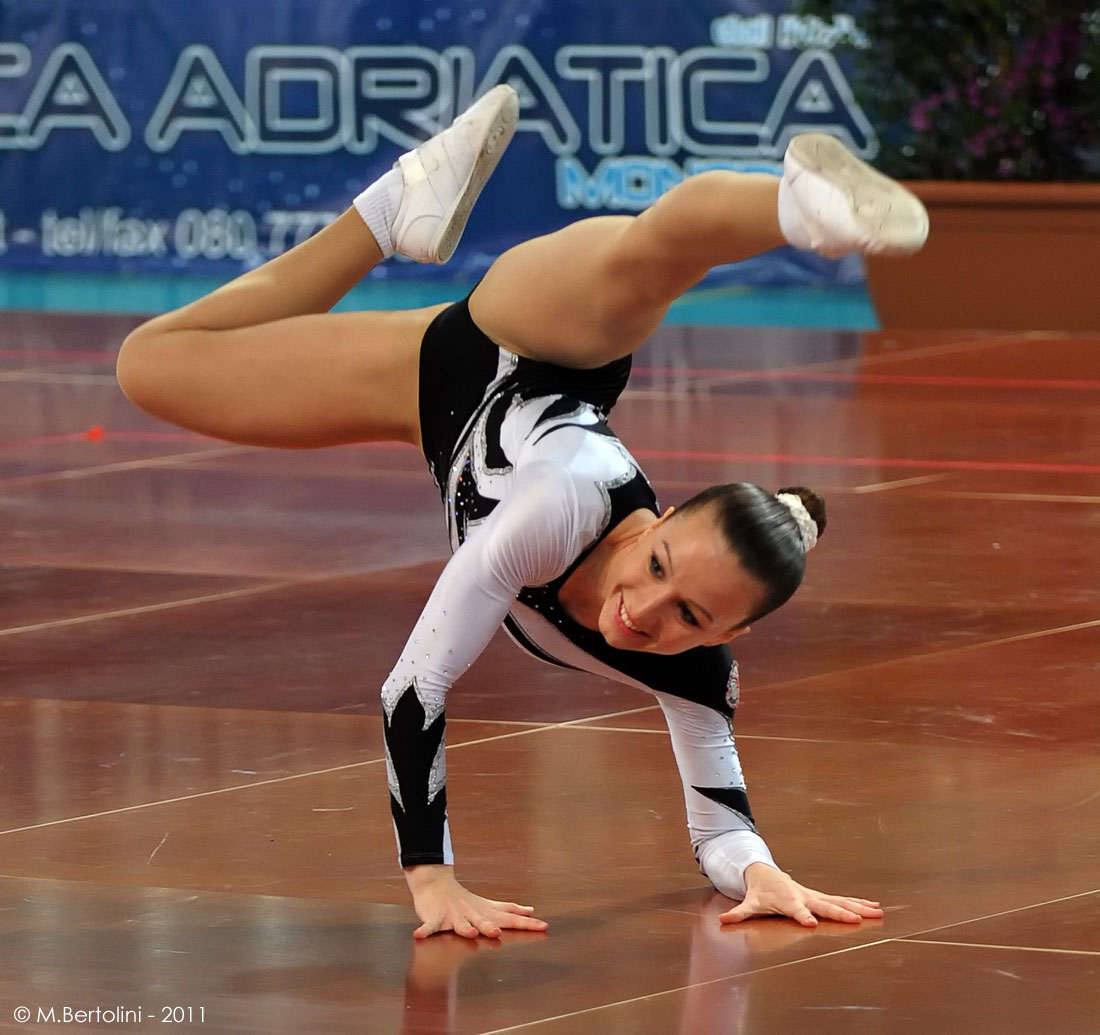 Girls nude all sports gymnastics